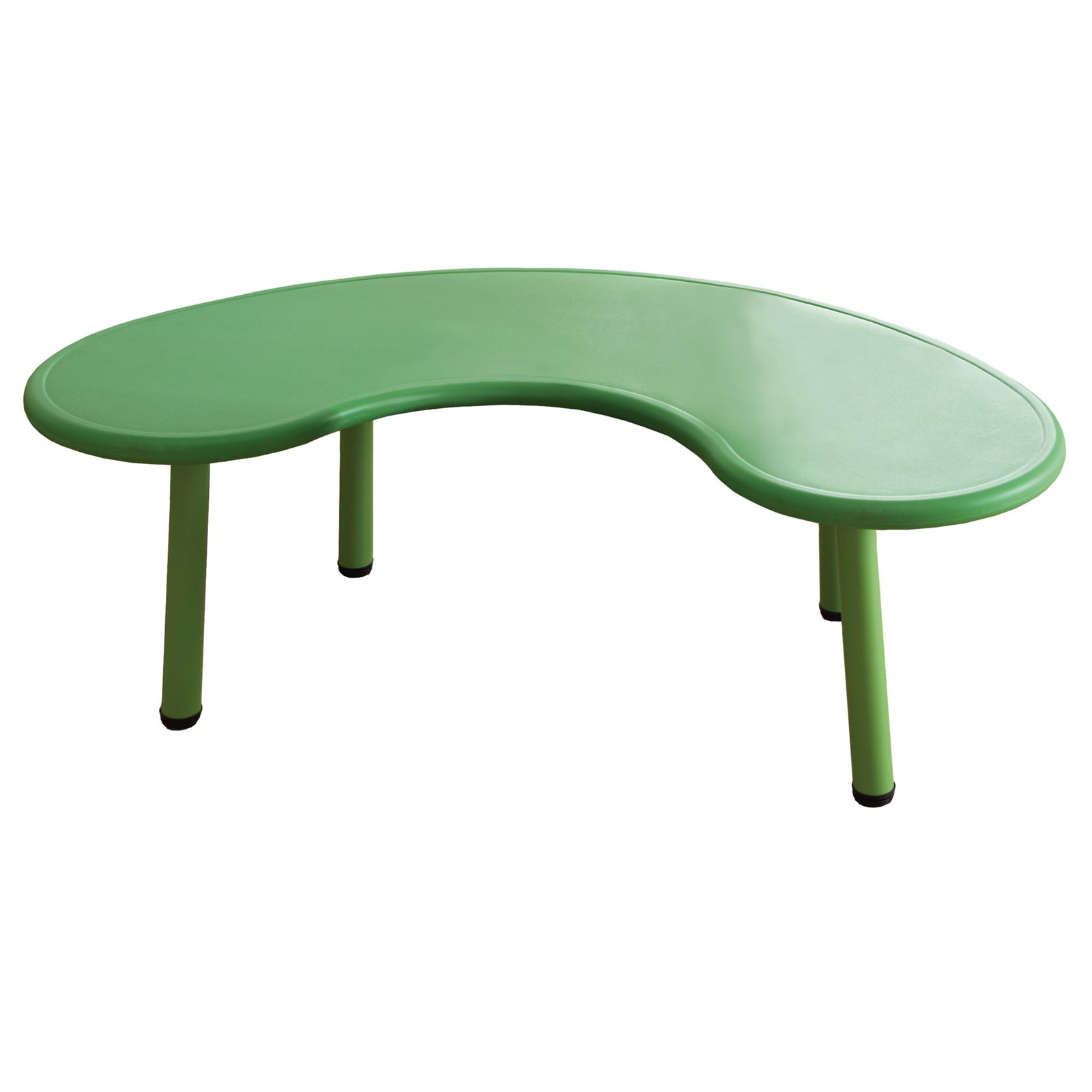 Profile Kidney Weatherproof Plastic Classroom Table 1650 x 900 x