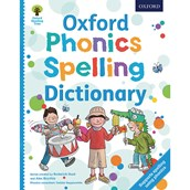 Oxford Phonics Spelling Dictionary Pack of 15