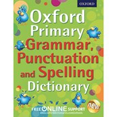 Oxford Spelling, Punctuation and Grammar Dictionary Pack of 15