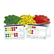 Place Value Counters Hundreds, Tens and Units Pack 300