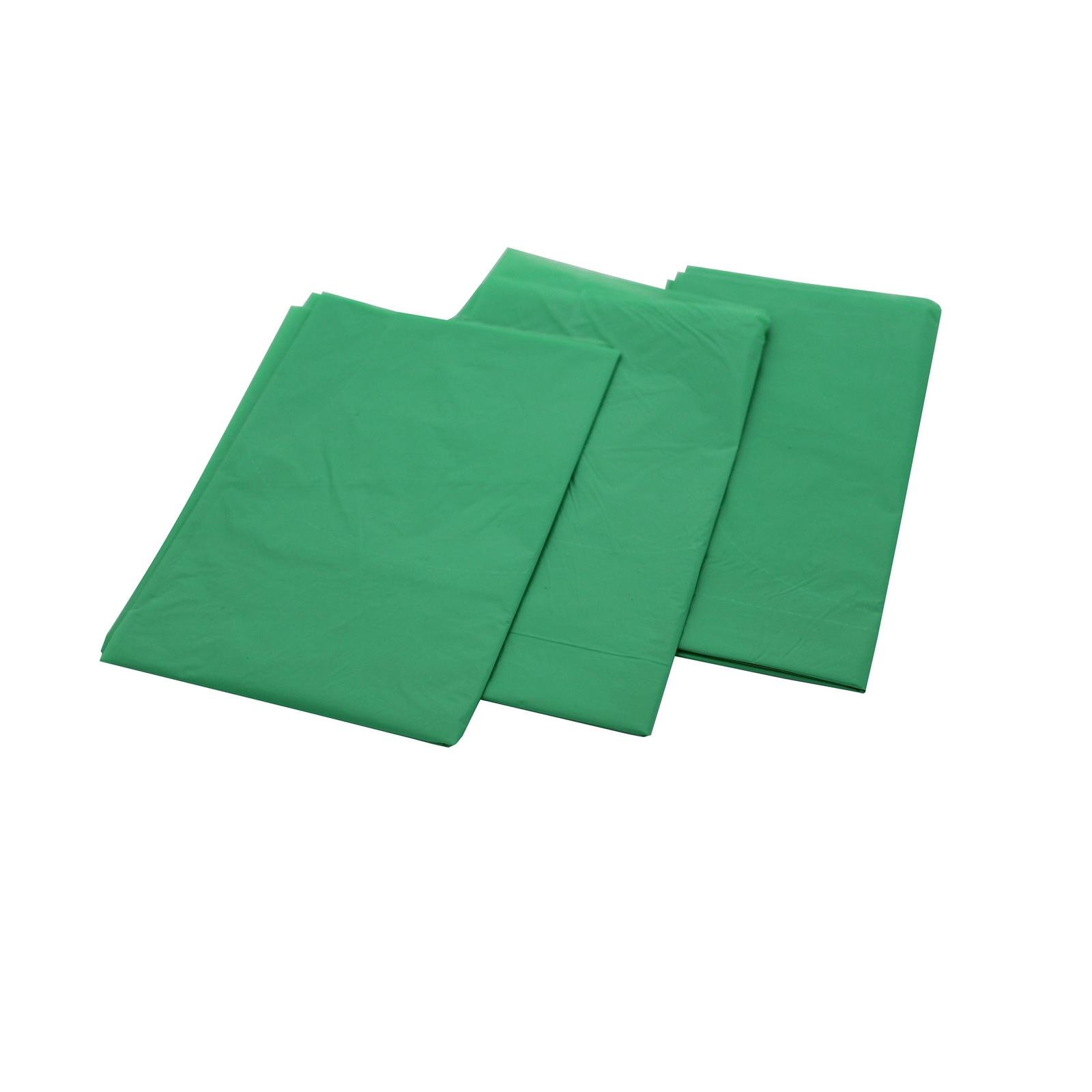 Coloured Refuse Sacks - Green
