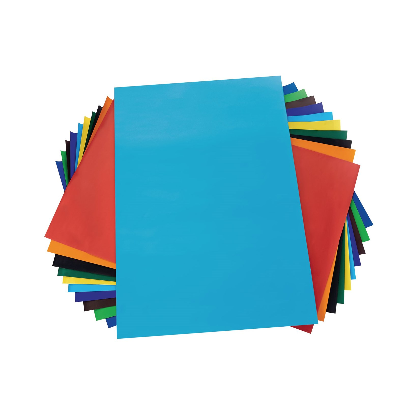 Classmates Poster Paper Sheets - Assorted - Pack of 50