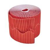 Classmates Border Roll 2 x 5m Strips - Red
