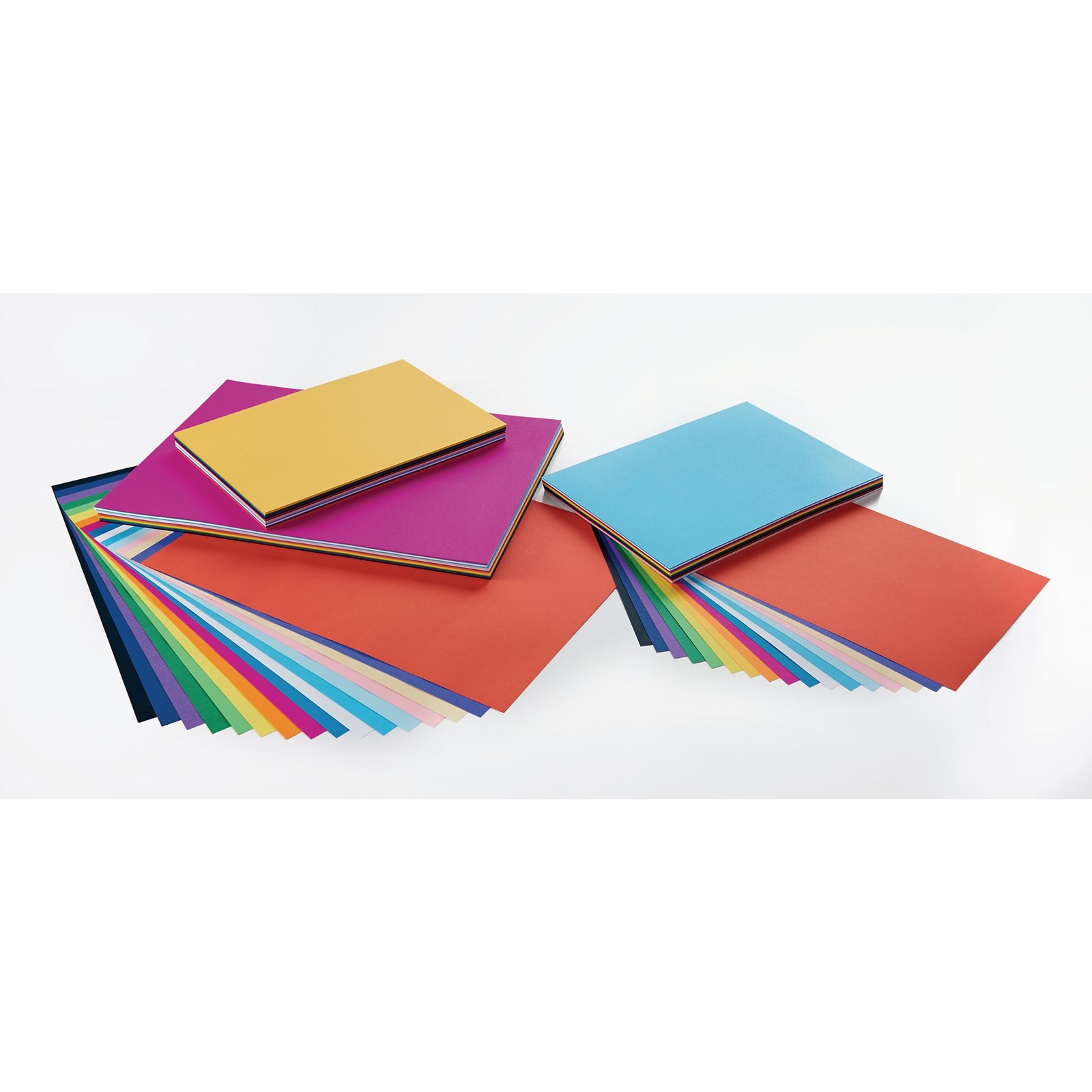 Vivid Cardstacks - A3 and A4