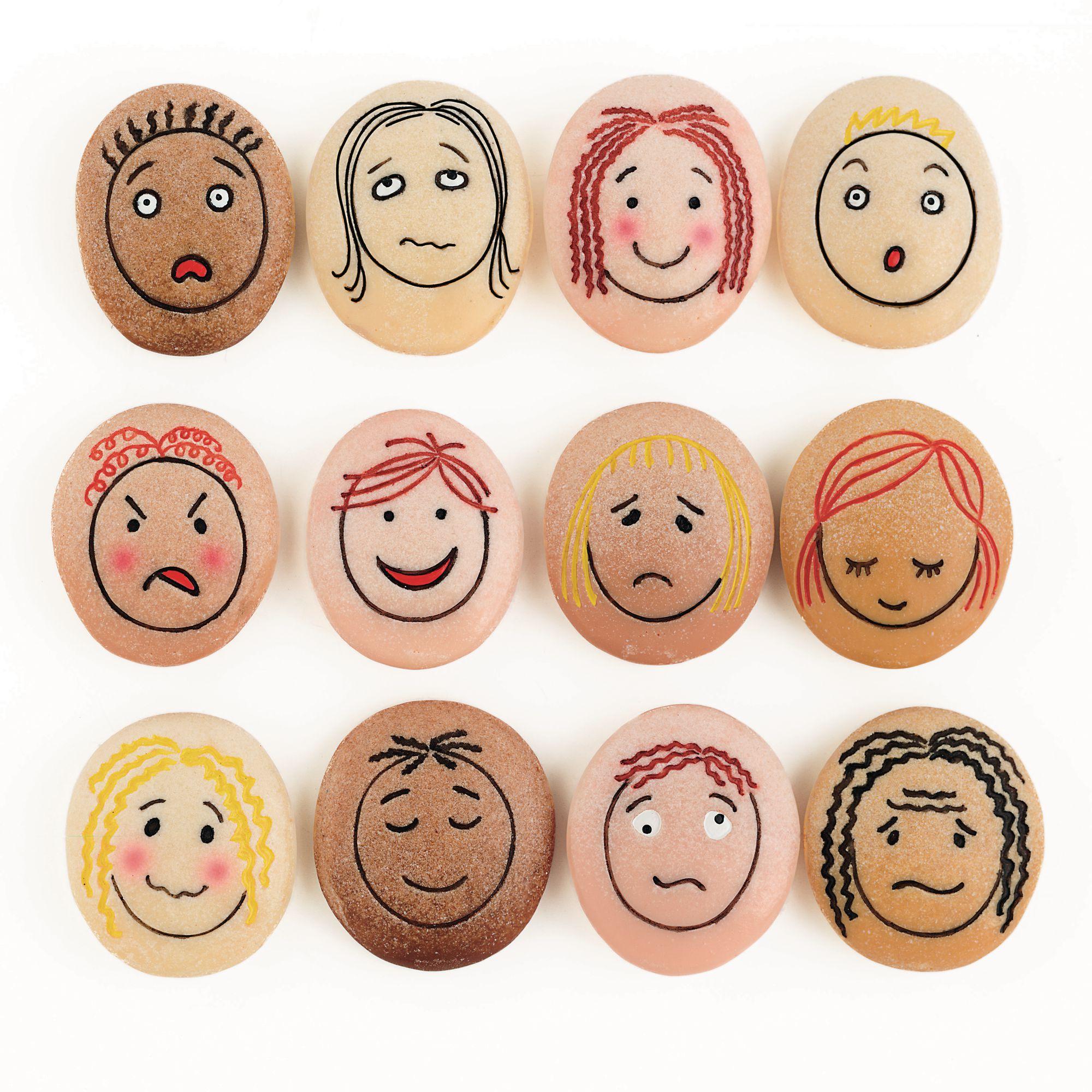 Emotion Stones - HE1203150 | Hope Education