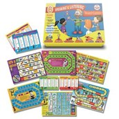 Speaking and Listening Games Pack of 6