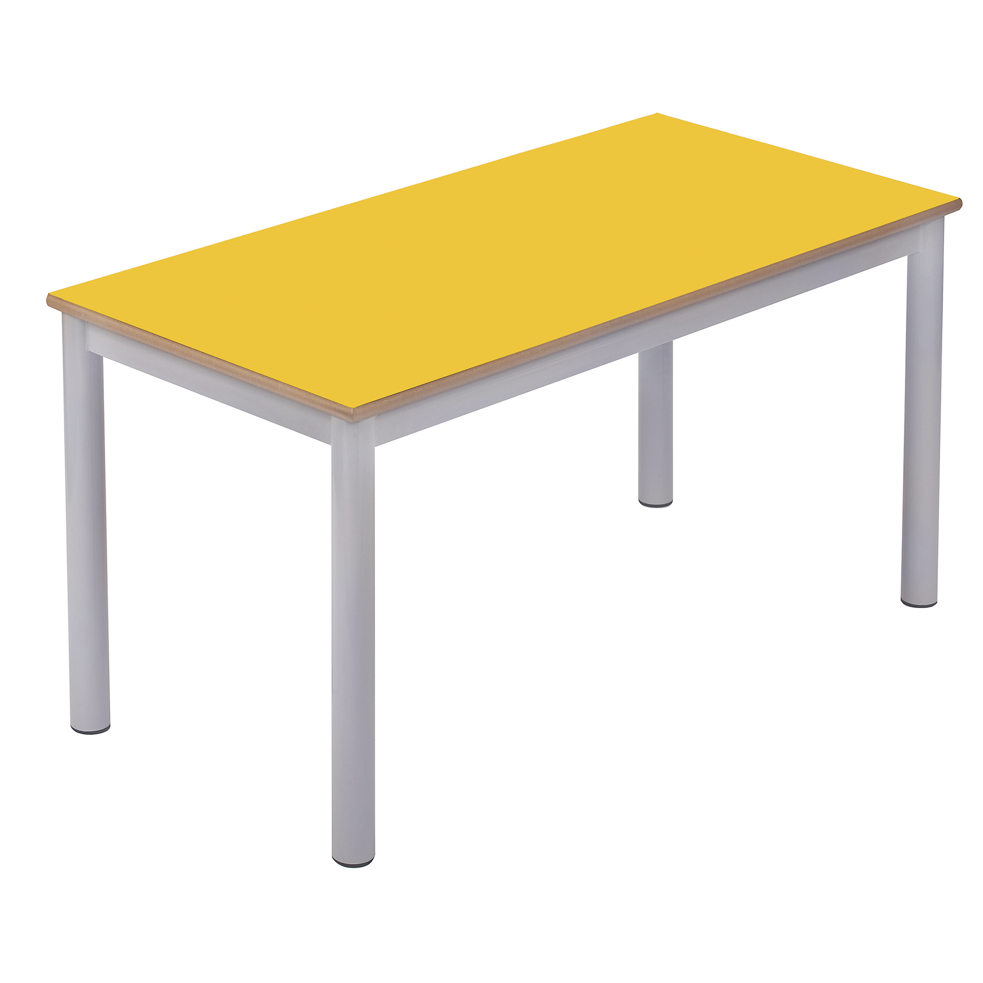 shipping free product writing q danish desk drawer modern garden today marin inspire overstock home yellow