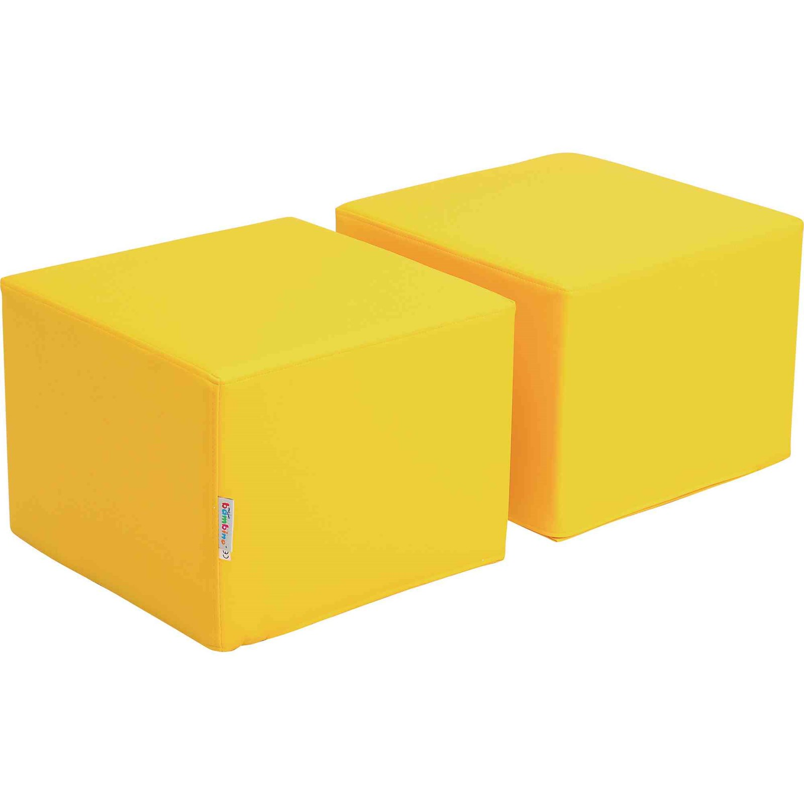 Browser Seats - Yellow