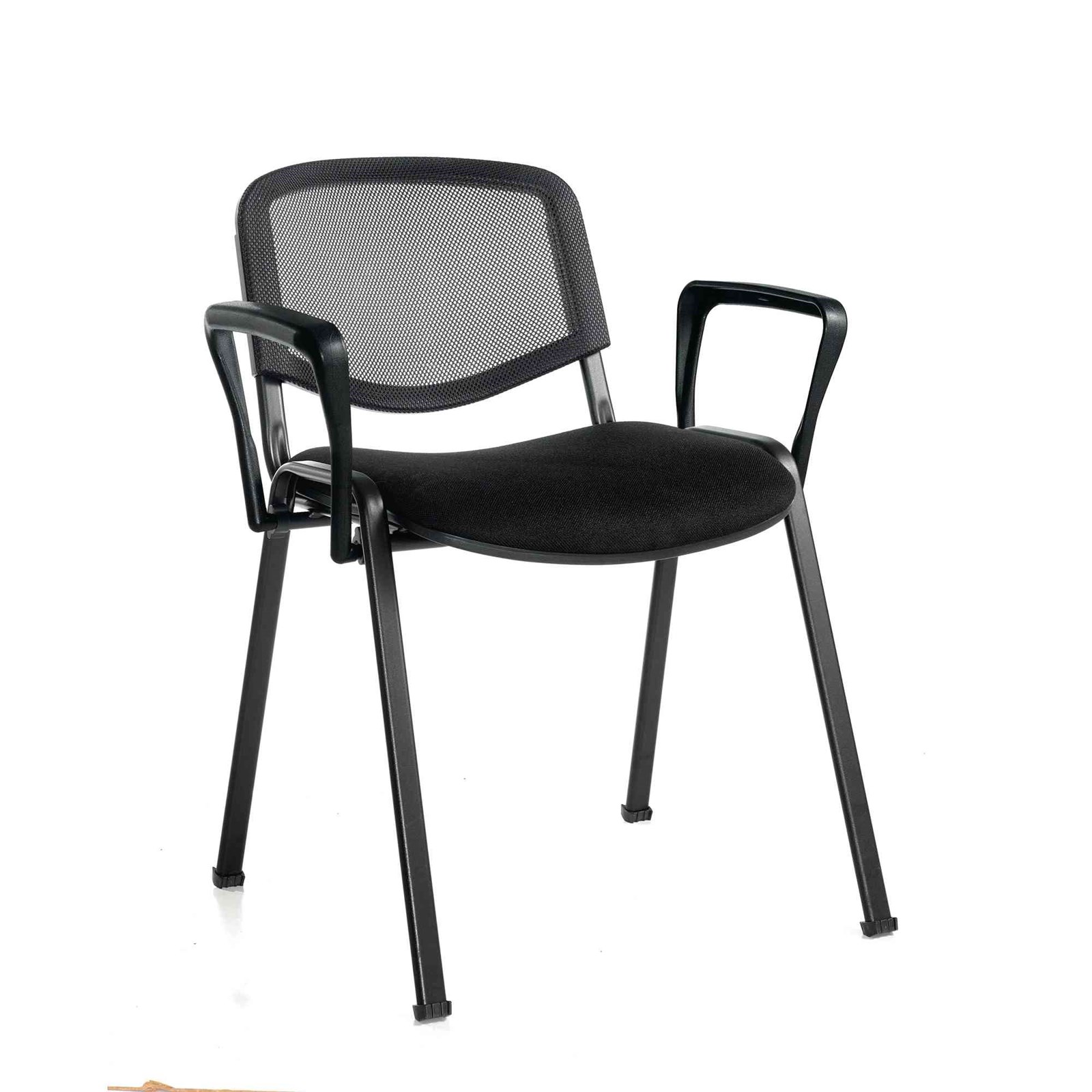 mesh back stacking chair armchair hope education