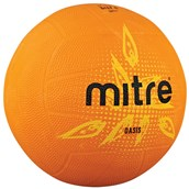 Mitre® Oasis Netball - Size 4 - Pack of 3