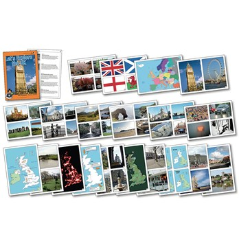 Map Of Uk Key Stage 1.Let S Explore The Uk Photopack