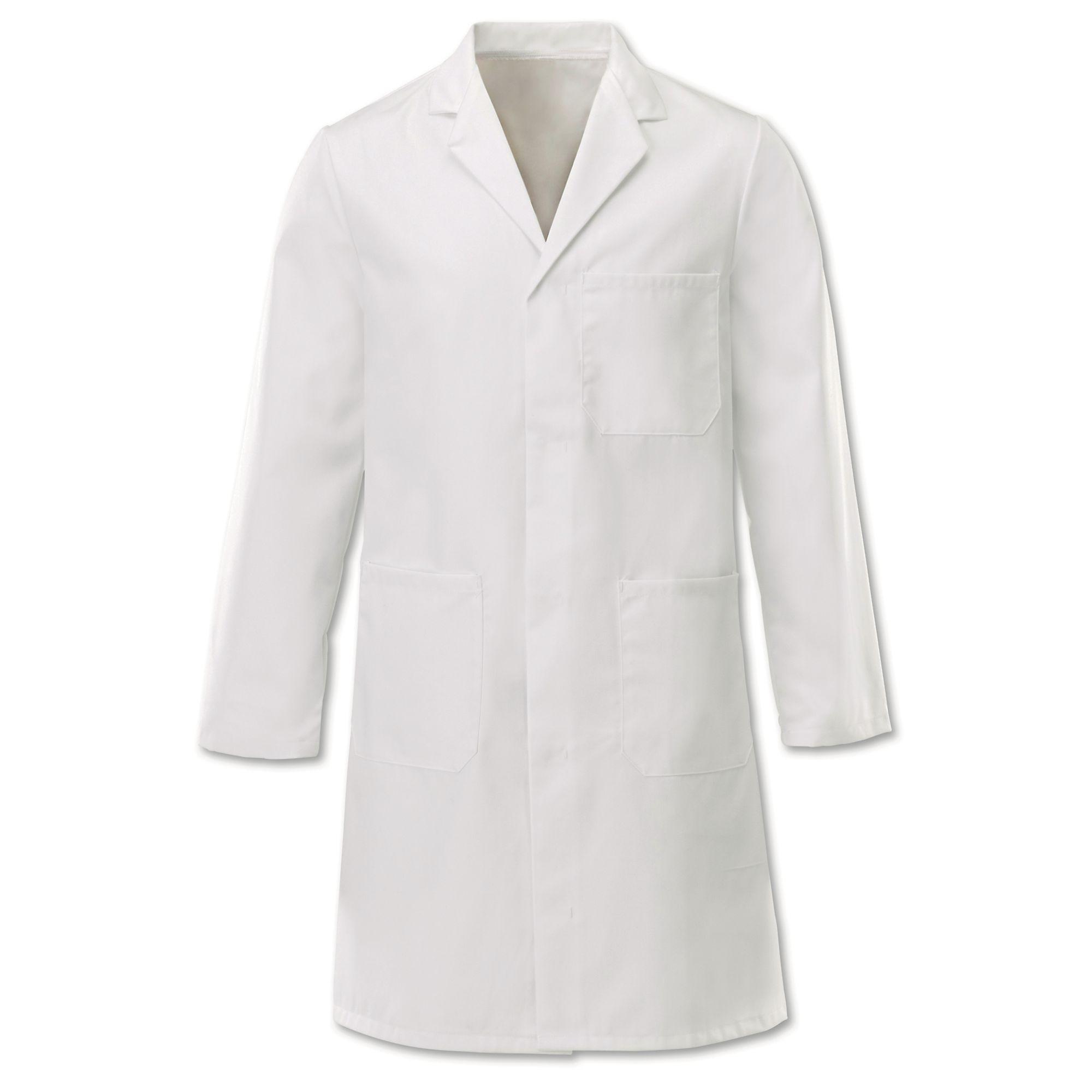 Women S Coat Medium White Philip Harris