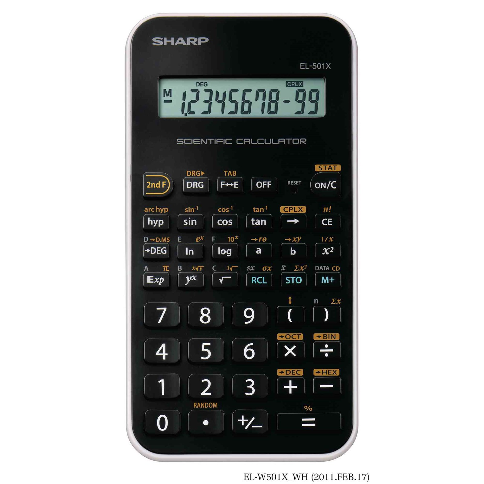 Sharp EL501XBH