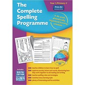 The Complete Spelling Programme - Level A - Age 5-6
