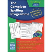 The Complete Spelling Programme - Level C - Age 7-8