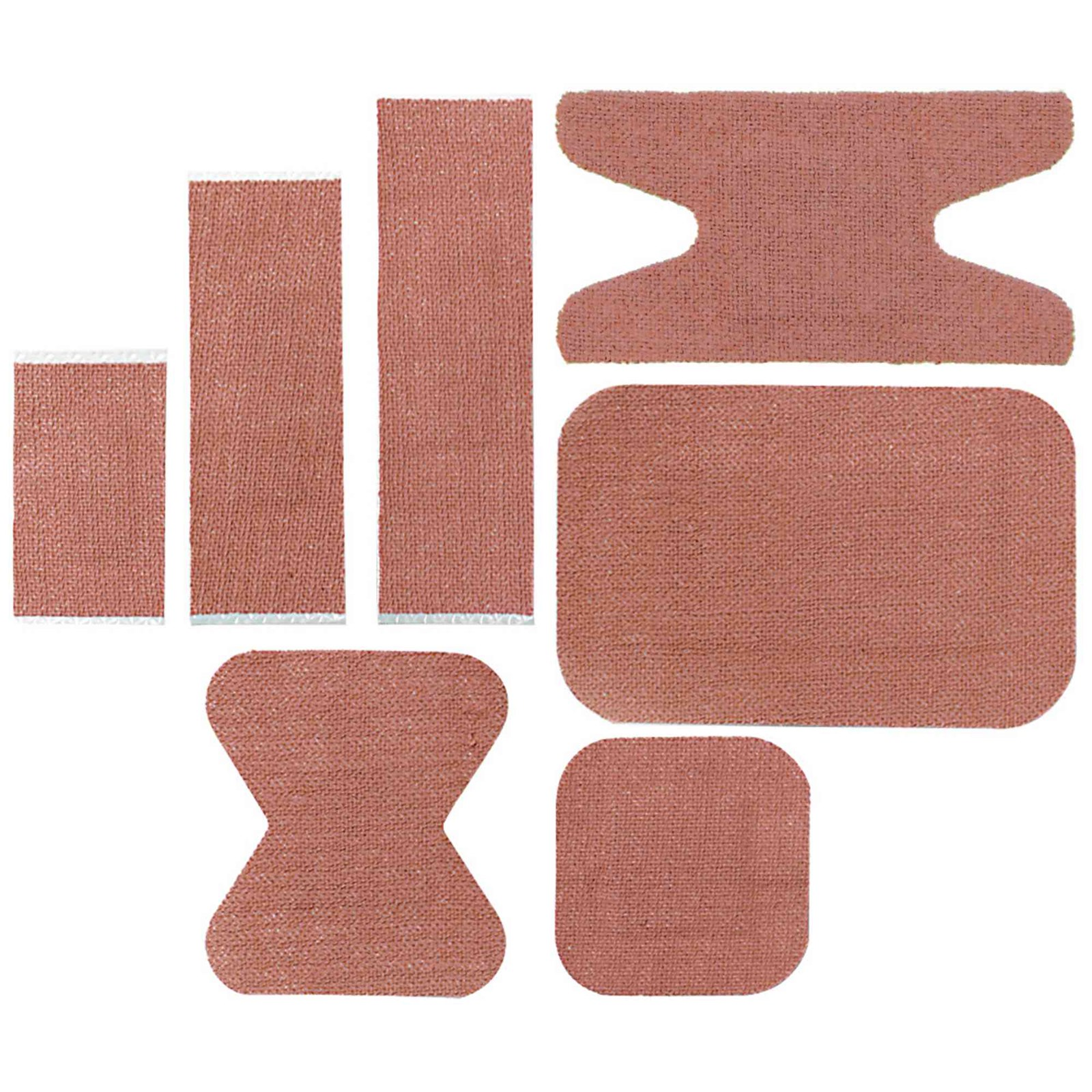 Classic Fabric Plasters - Assorted