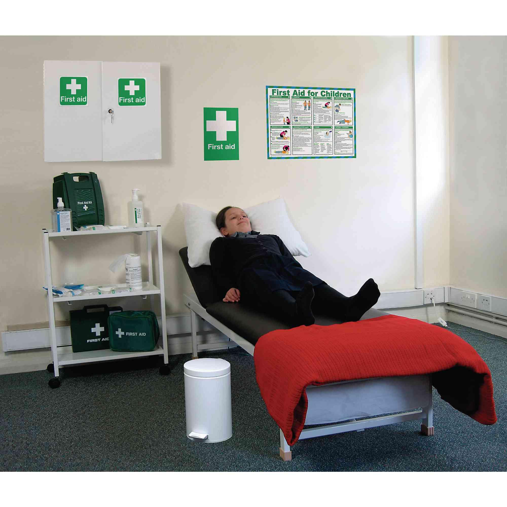 School First Aid Room Gls Educational Supplies