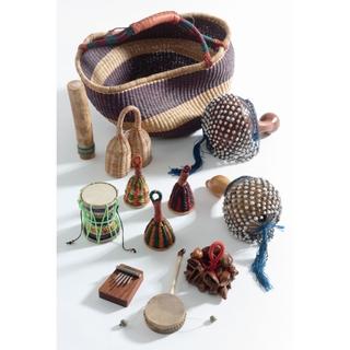 Large Multicultural Instrument Basket Hope Education