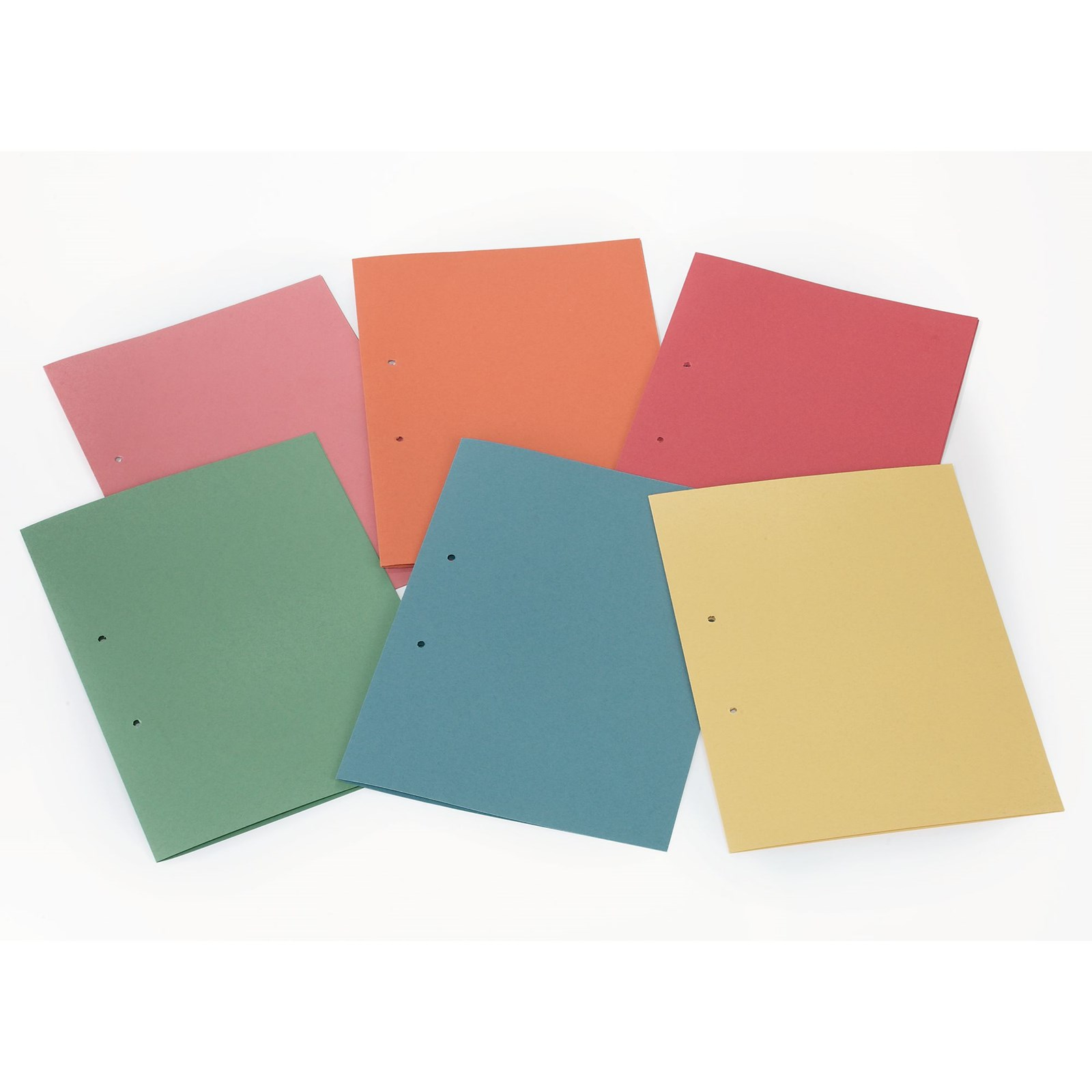 Classmates No Lace File A4 - Green - Pack of 100