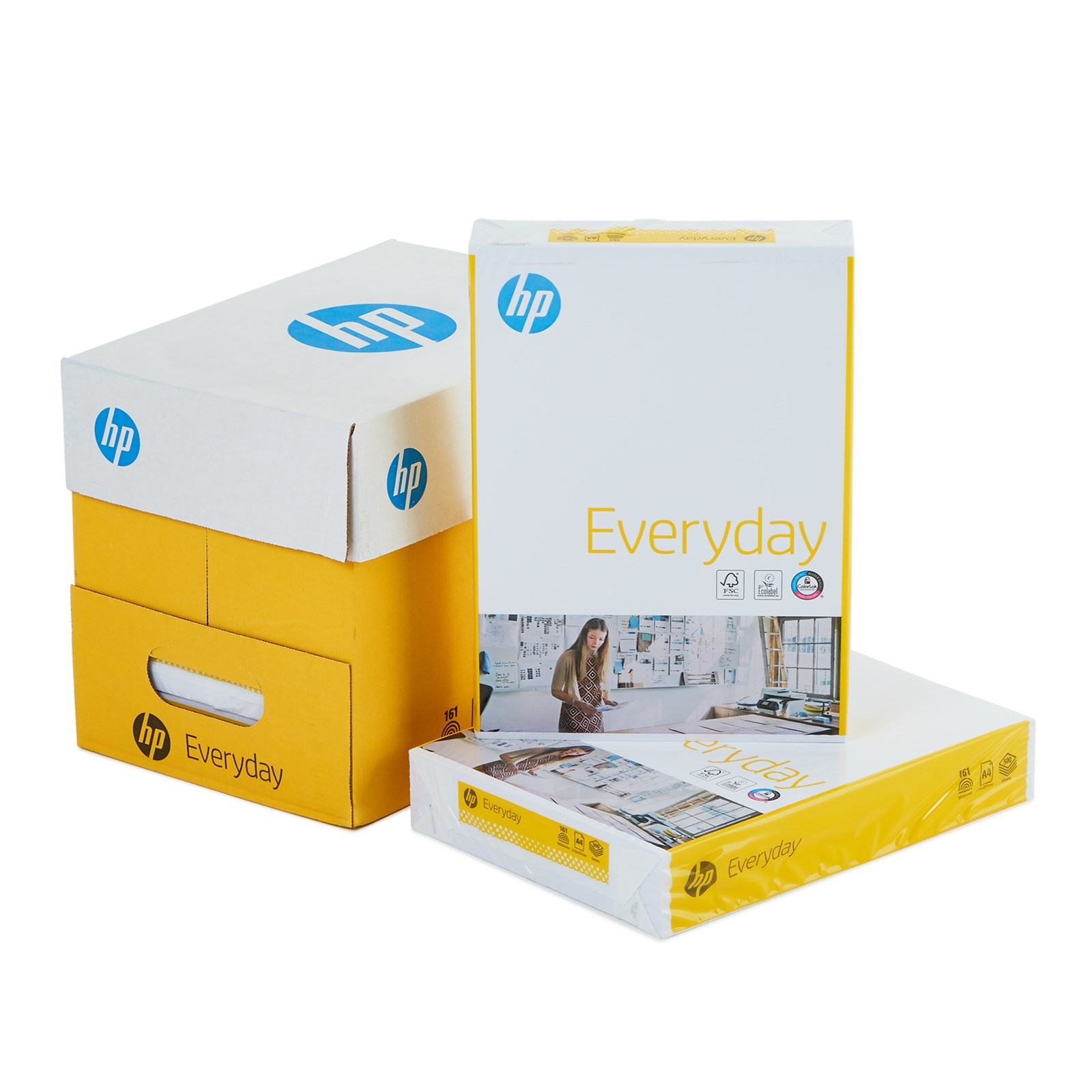 HP Everyday A4 Paper - 5 Reams