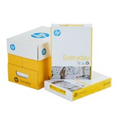 A4 White HP Everyday Copier Paper - 100 Reams