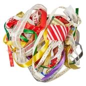 Festive Ribbon - Pack of 100g