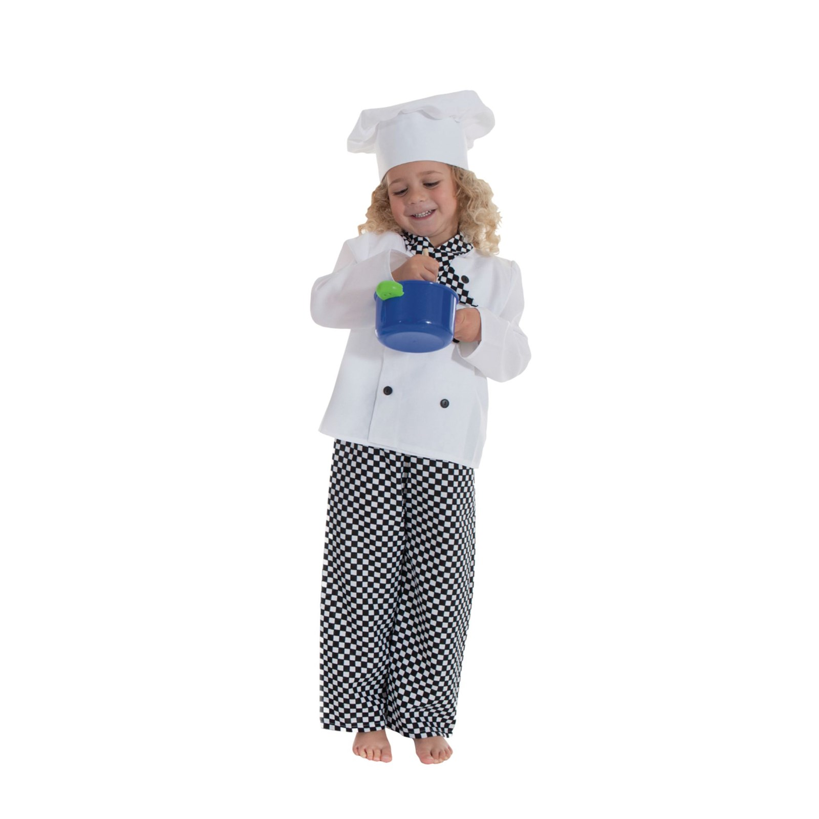 Chef's Outfit - 3-5 Years