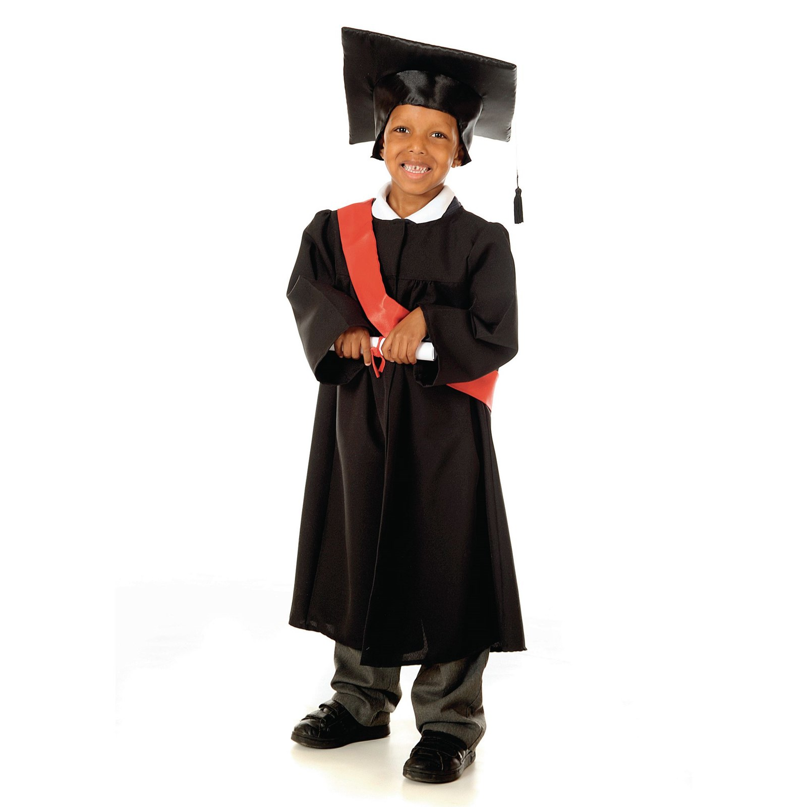 Graduation Gown - Black | Hope Education