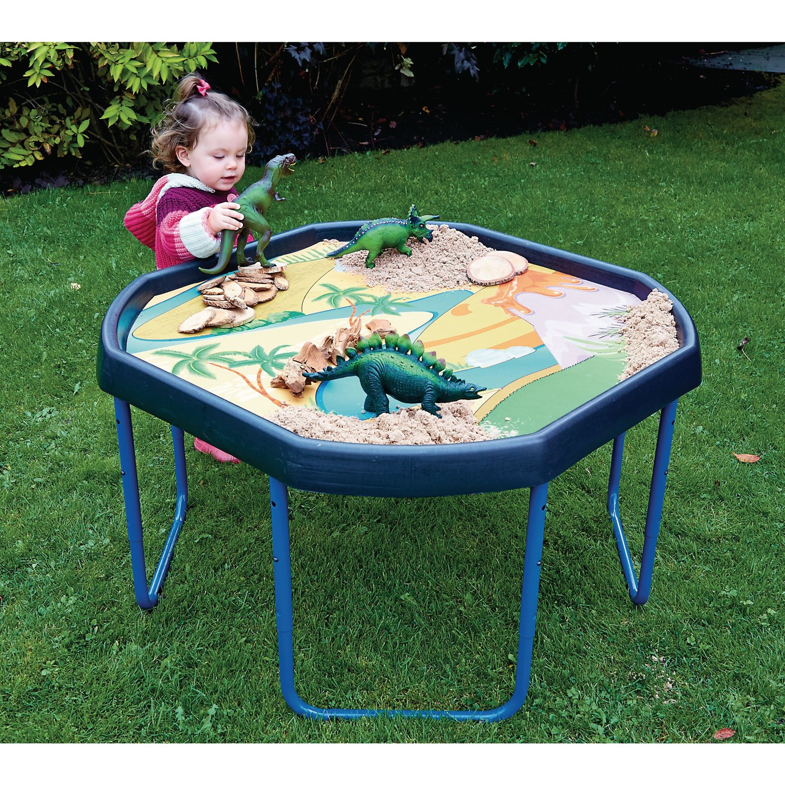 Soft Rubber Dinosaurs Set - Pack of 3