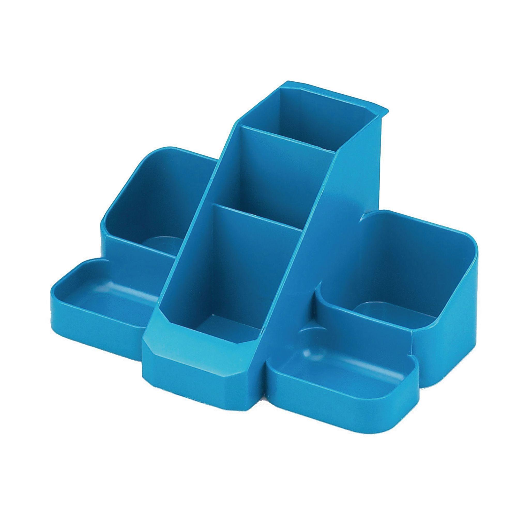 Desk Tidy Blue