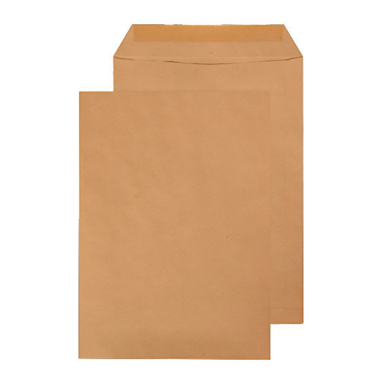C4 Manilla Gummed Pocket Envelopes - Pack of 25