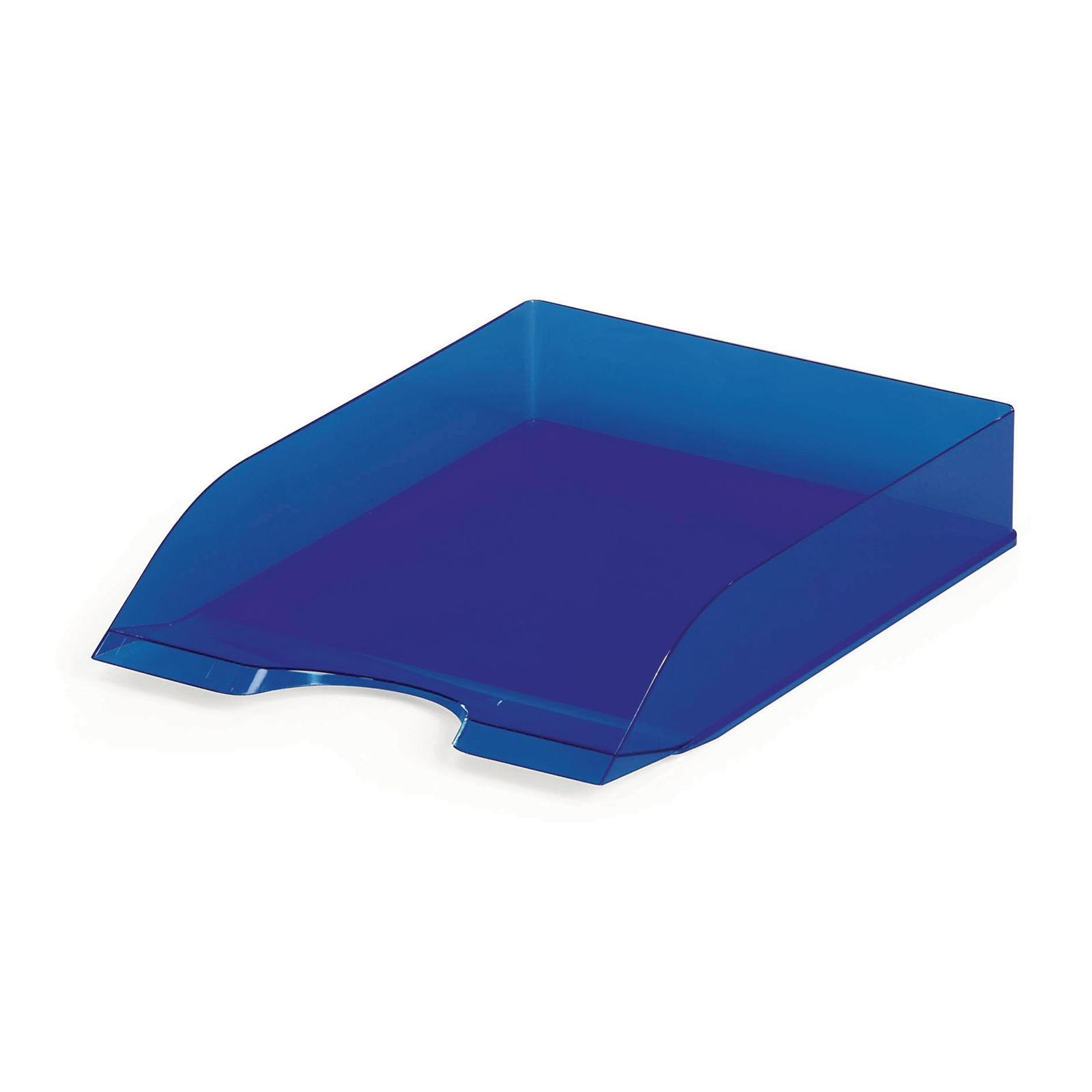 Letter Tray - Dark Blue