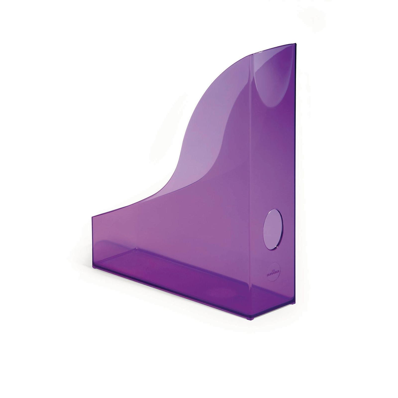 Magazine Rack - Purple