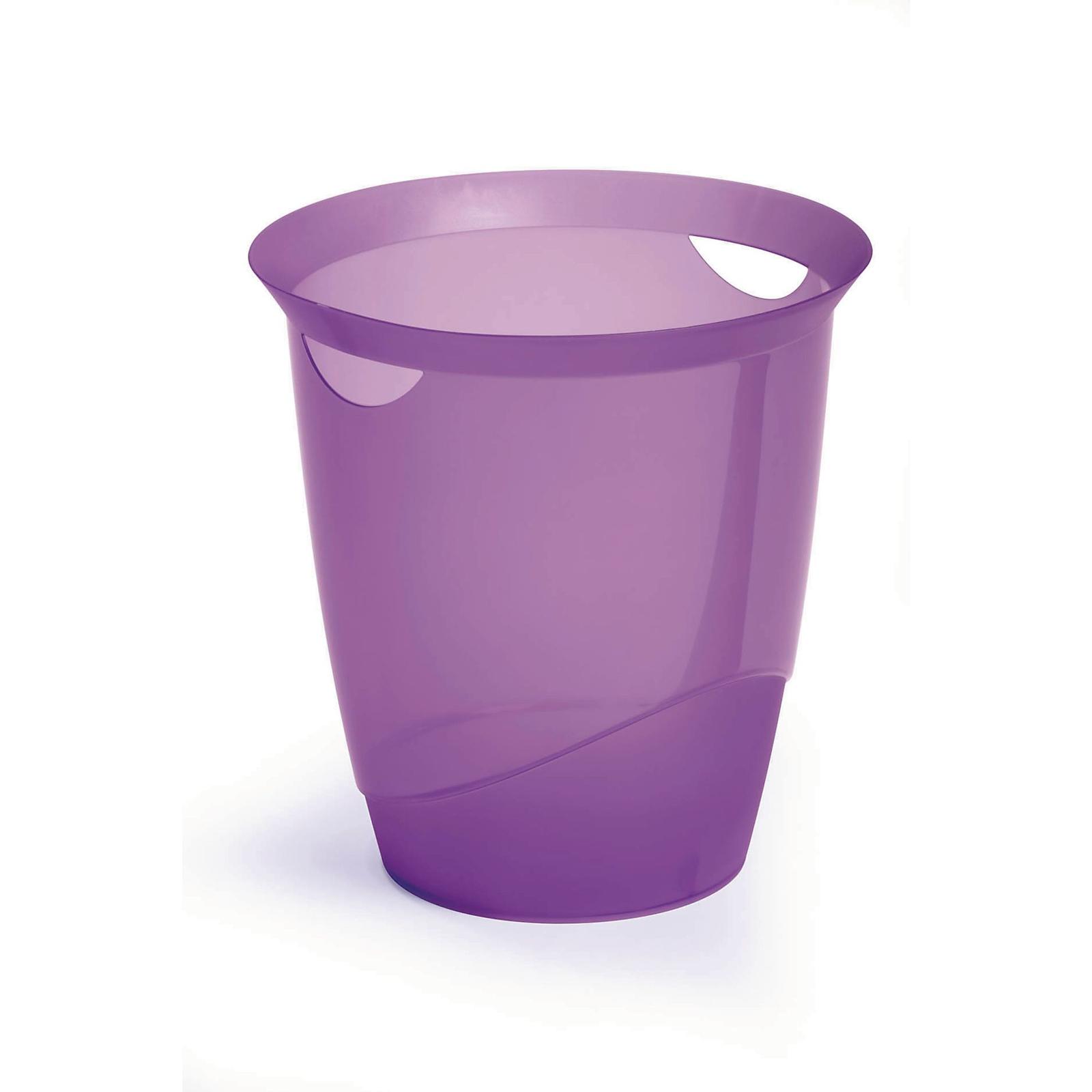 Waste Bin - Purple