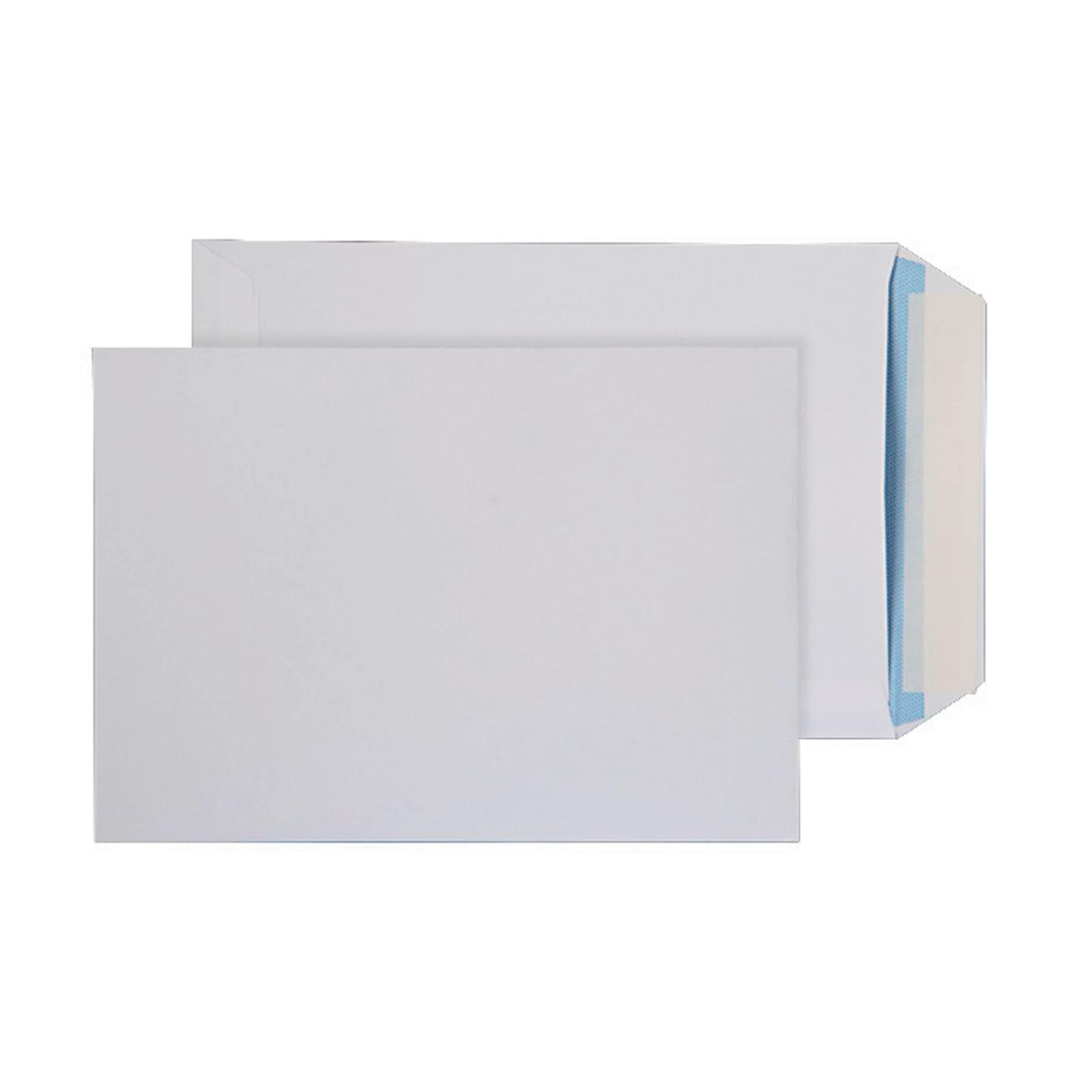 C5 White Peel and Seal Pocket Envelopes - Box of 500
