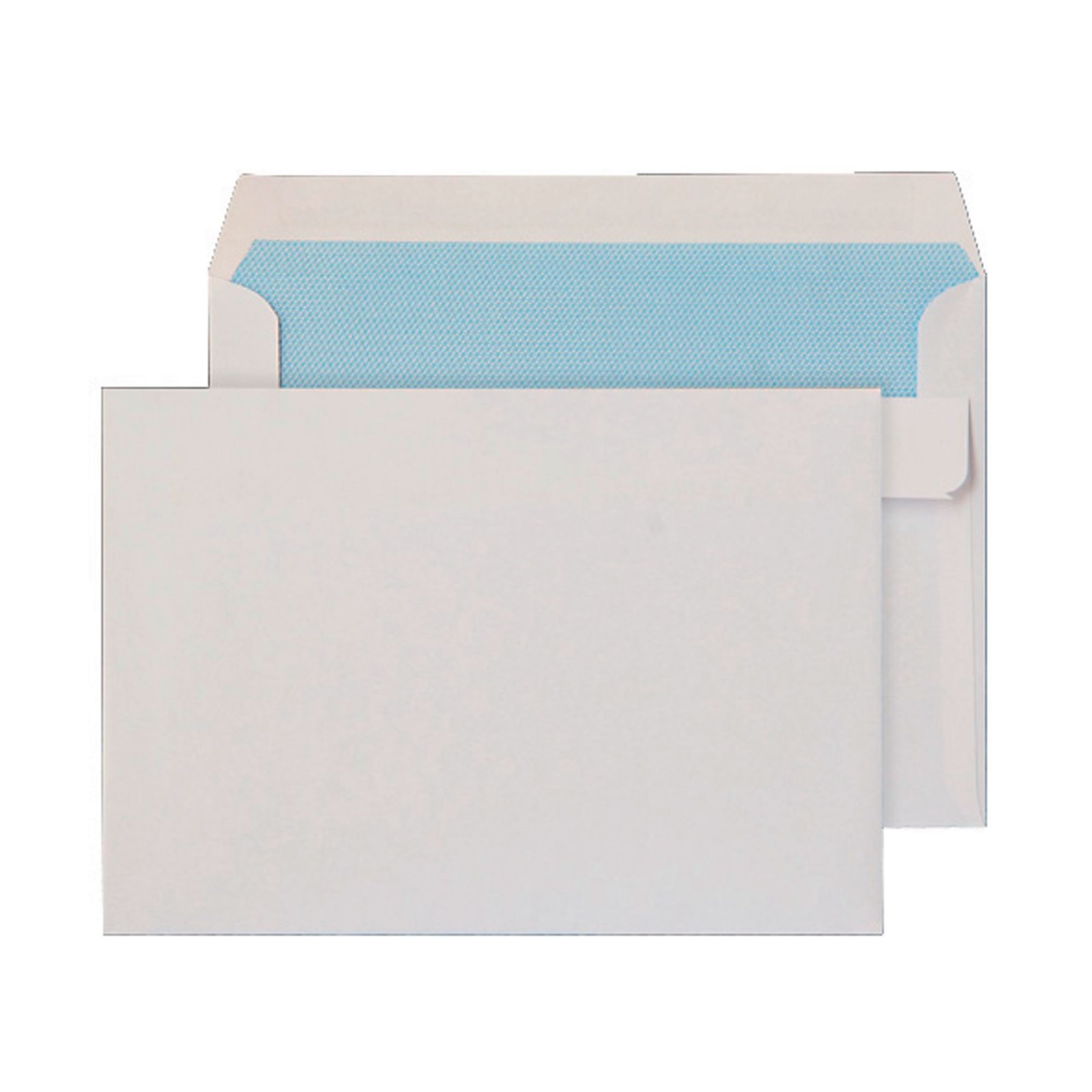 C6 White Self Seal Wallet Envelopes - Box of 50