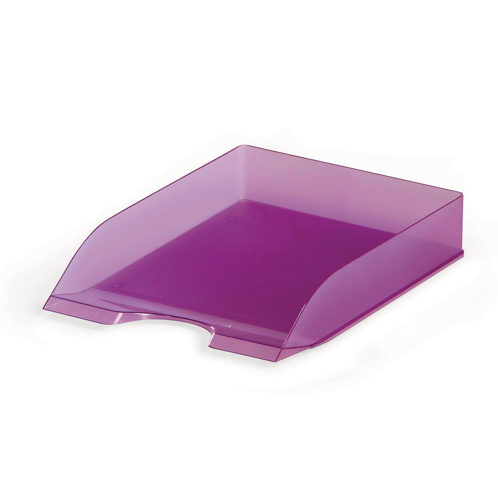 Letter Tray - Purple