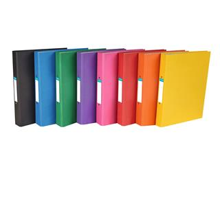 Clmates A4 Ring Binder Orted Pack Of 10 Ten