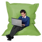 Giant Beanbag Cushion - Lime