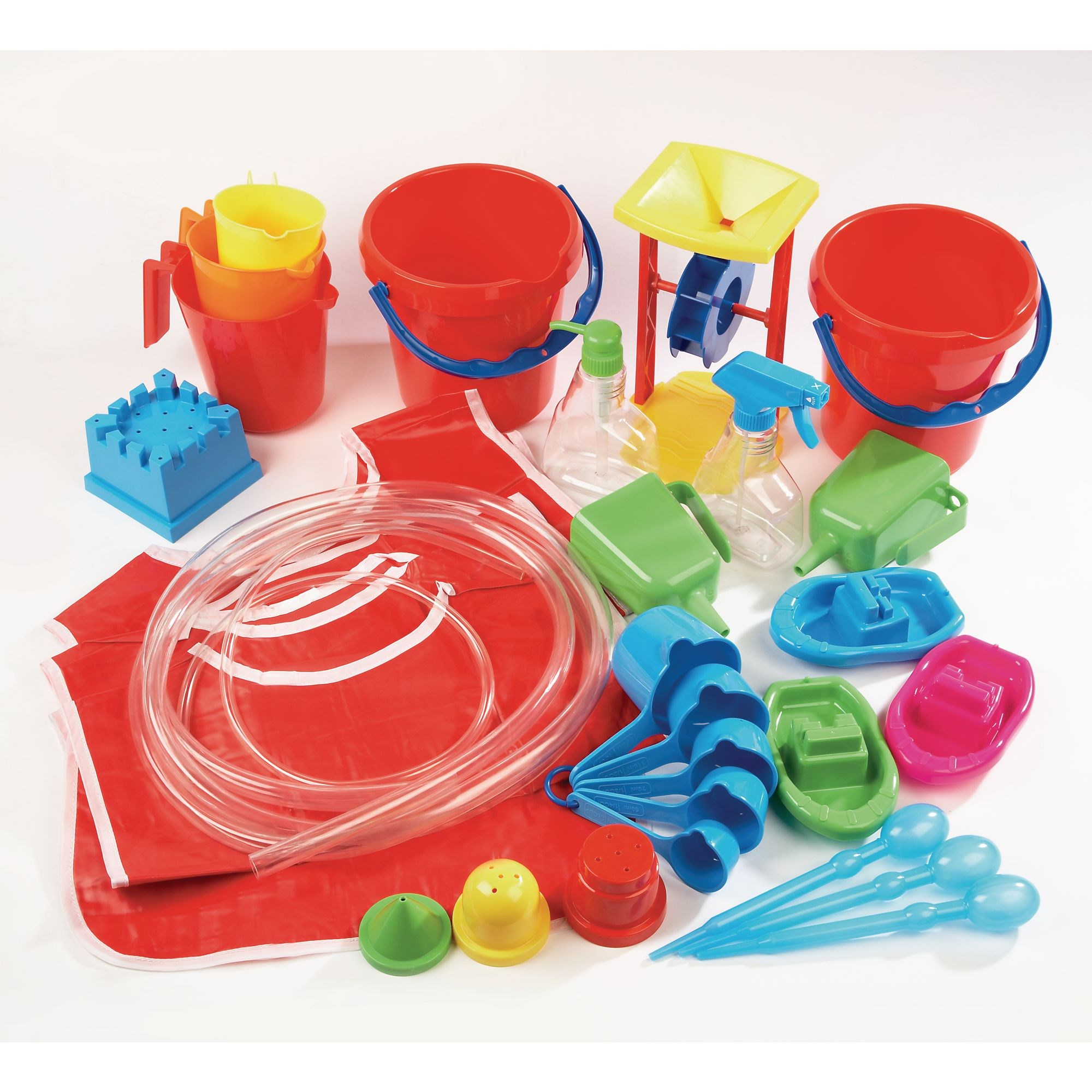 Classroom Water Play - Pack of 27