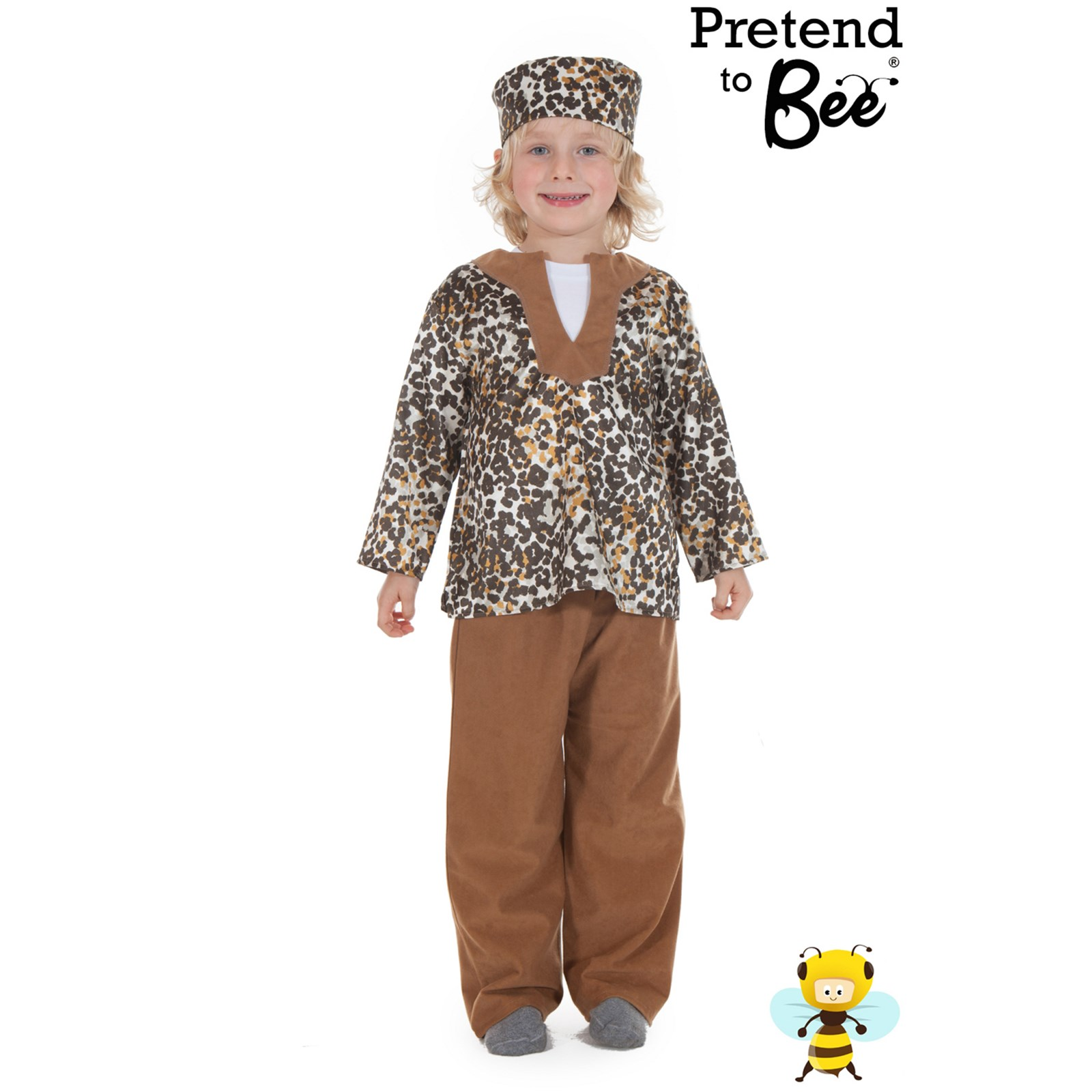 Multicultural Costumes - African Boy - 3-5 Years