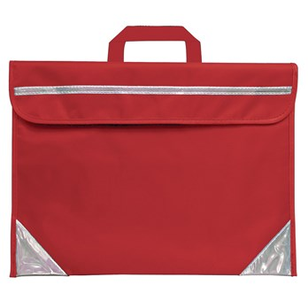 HE1319149C - Primo Book Bag Red - Pack of 25 | Hope Education