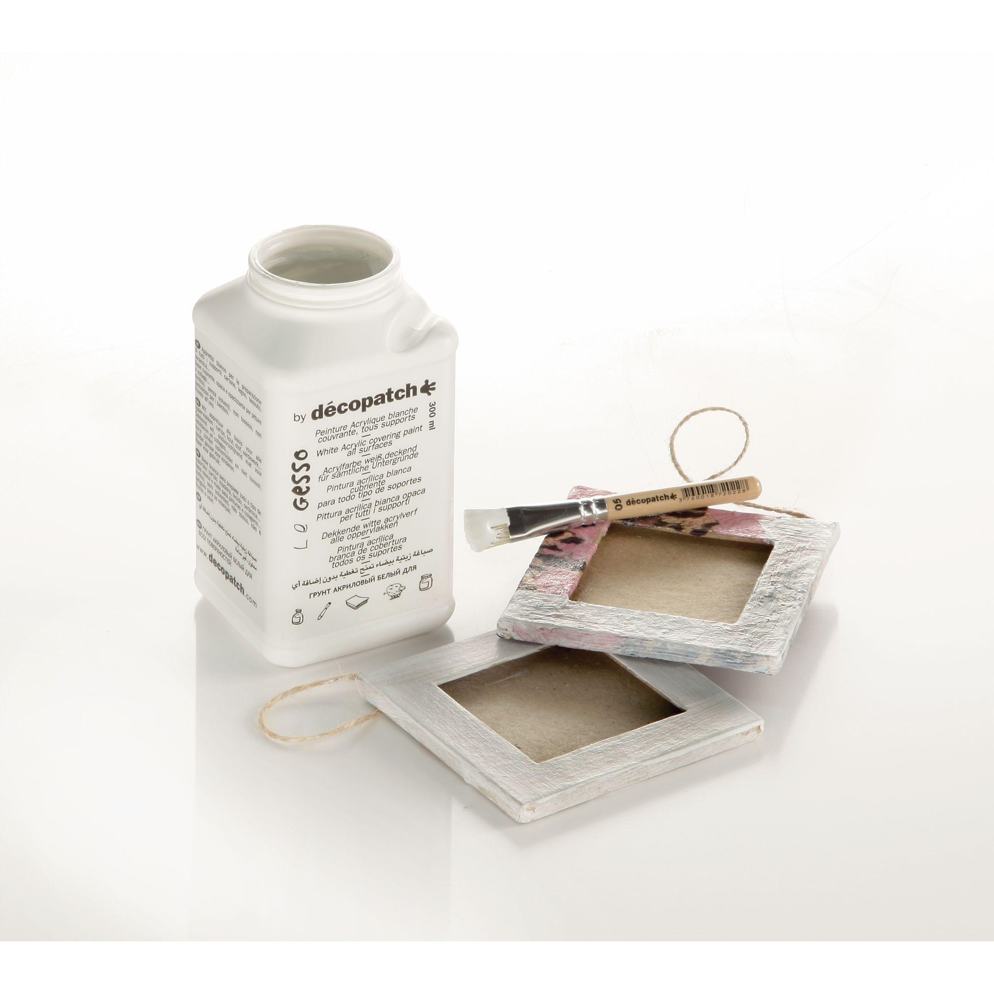 Decopatch® Paper Gesso