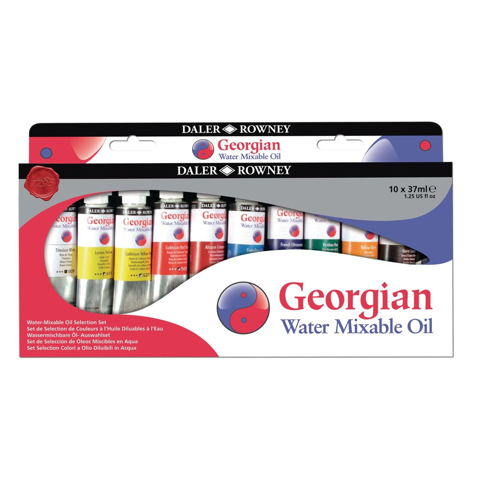 Georgian Water Mixable Oils