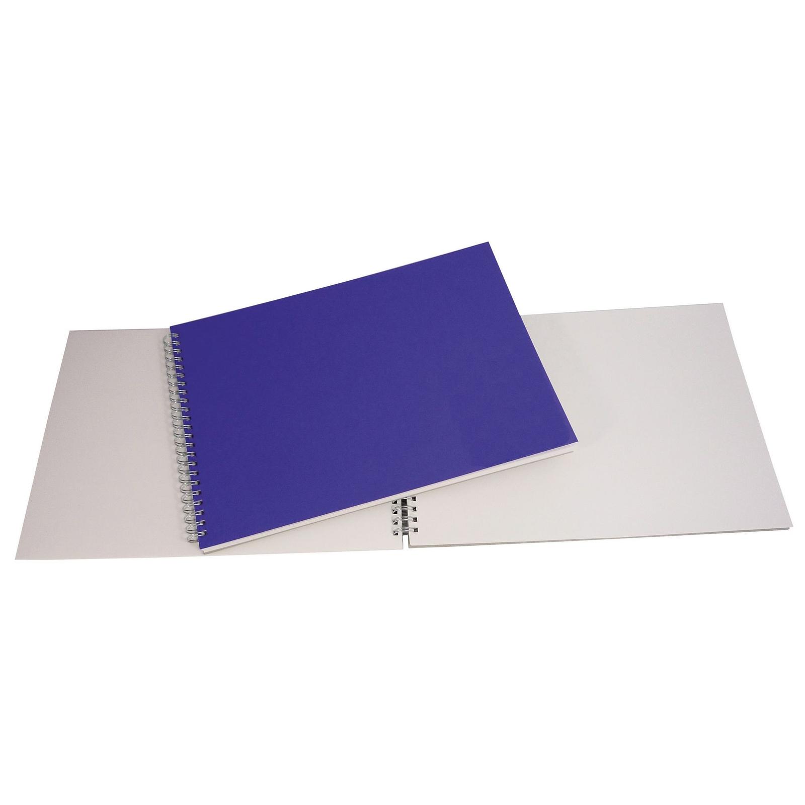 Spiral Sketchbooks - Landscape - A3 - White Paper