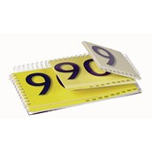 Numbers Up Tabbed Place Value Flip Book
