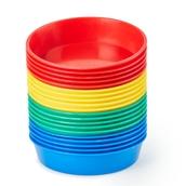 Sponge Dip Bowls - Pack of 20
