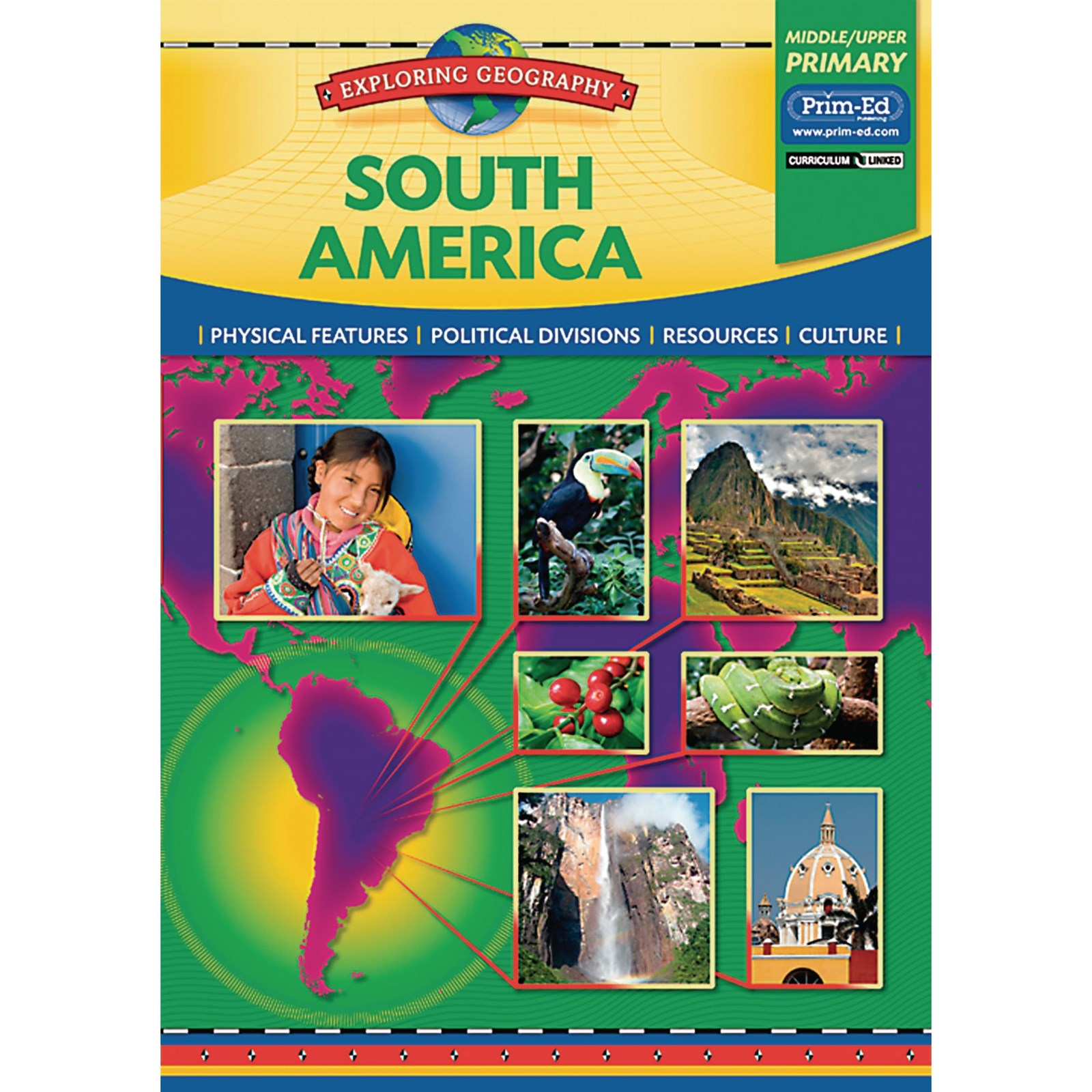 Exploring Geography- South America