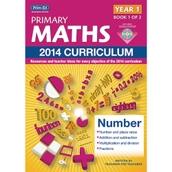 2014 Primary Maths Curriculum Book Year 1 - Book 1