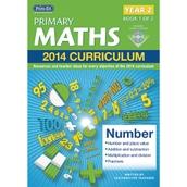 2014 Primary Maths Curriculum Book Year 2 - Book 1